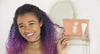 A YouTube Celeb's 6 Tips for Curly Hair