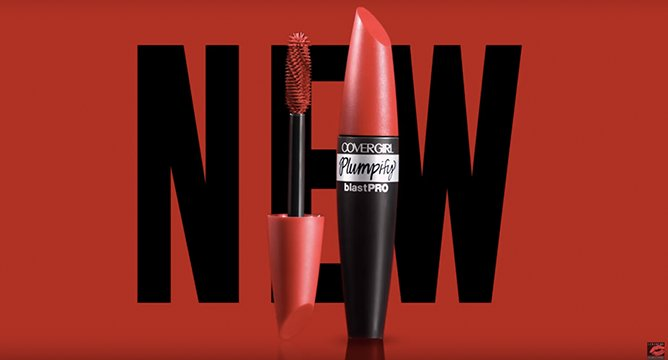 #TrendingNow: COVERGIRL Plumpify Mascara