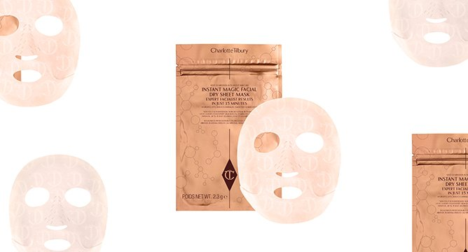 Um, This Sheet Mask Is Totally Unlike Any Mask You've Tried
