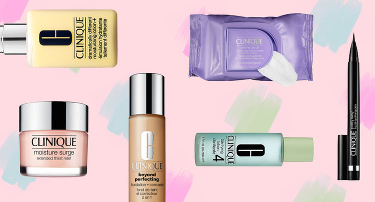 These Are the Clinique Products Influensters Are Obsessed With