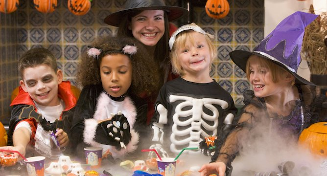 A Crafty Mummy's Guide To Halloween