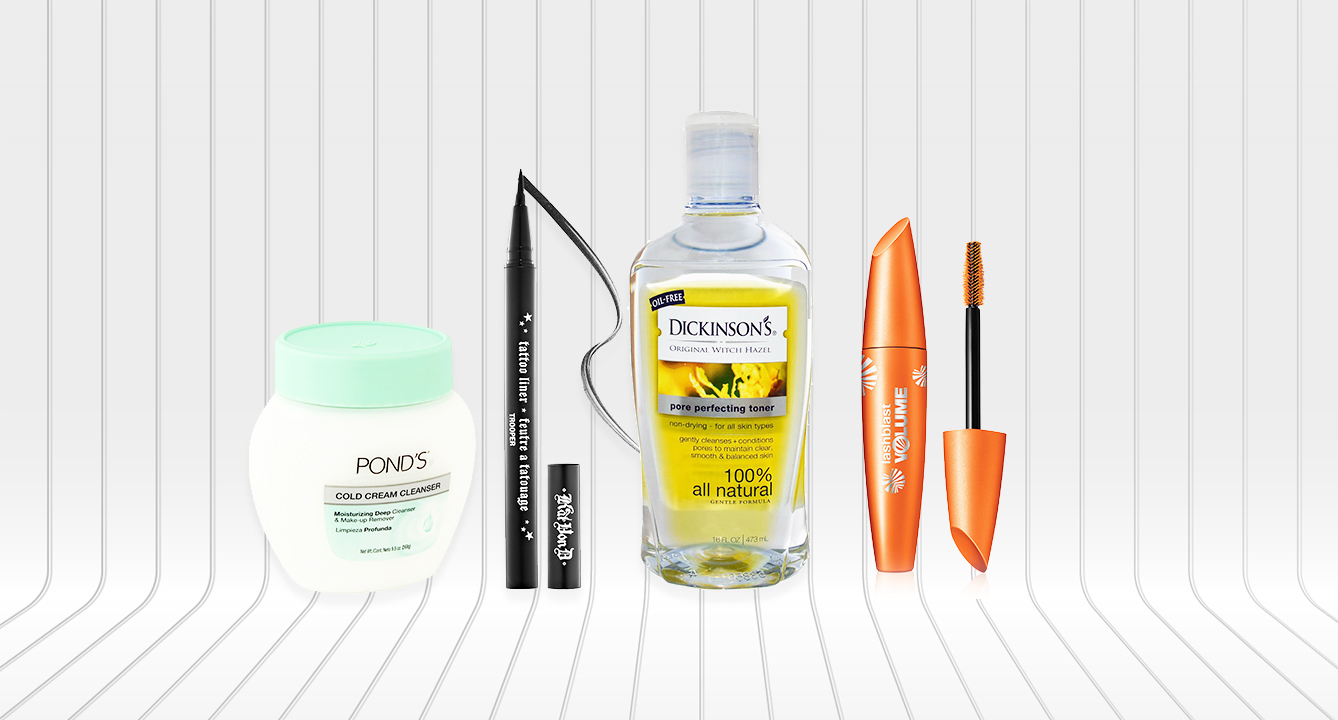 I Used Only Cult Classic Beauty Products for a Month