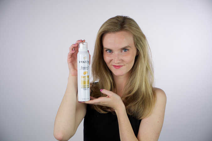 Pantene Foam Conditioner is a Game Changer!