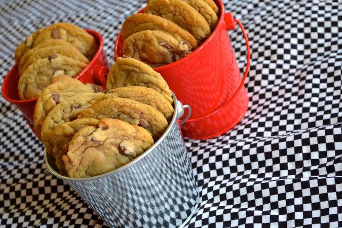 Classic Choco Chip Cookies