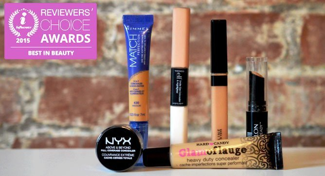 The 2015 Influenster Reviewers' Choice Awards: Best Drugstore Concealer
