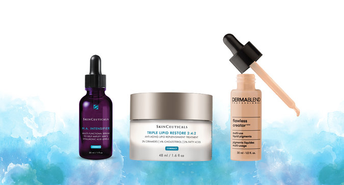 Our New Favorite Skincare Routine for a Flawless Finish