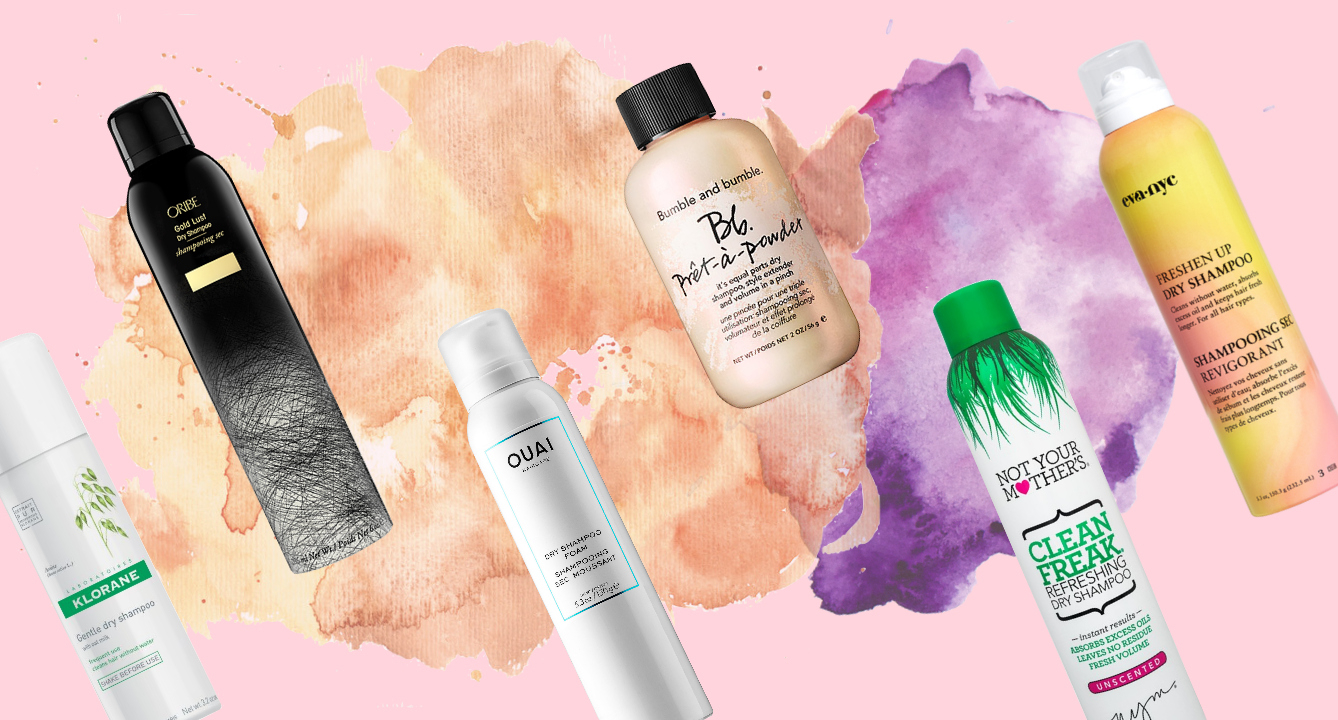 Which Dry Shampoo Is Going To Save Your Hair?