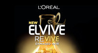 The End of Damaged Hair is Here With Elvive by L'Oréal Paris