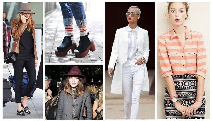 5 Fashion Faux Pas to Follow this Fall
