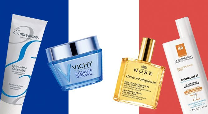 5 French Beauty Brands You Should Know About