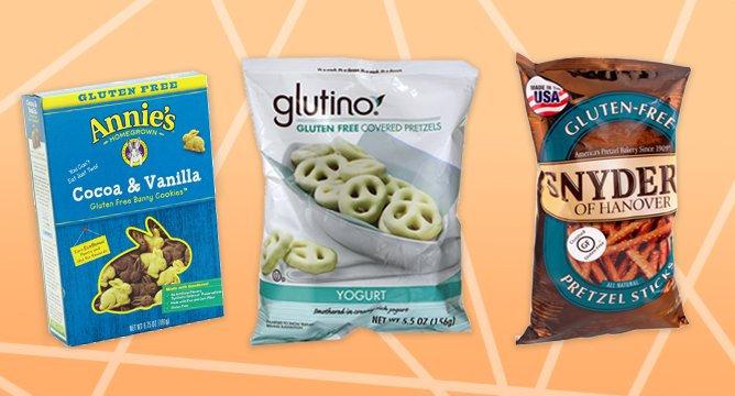 The Ten Tastiest Gluten-Free Snacks