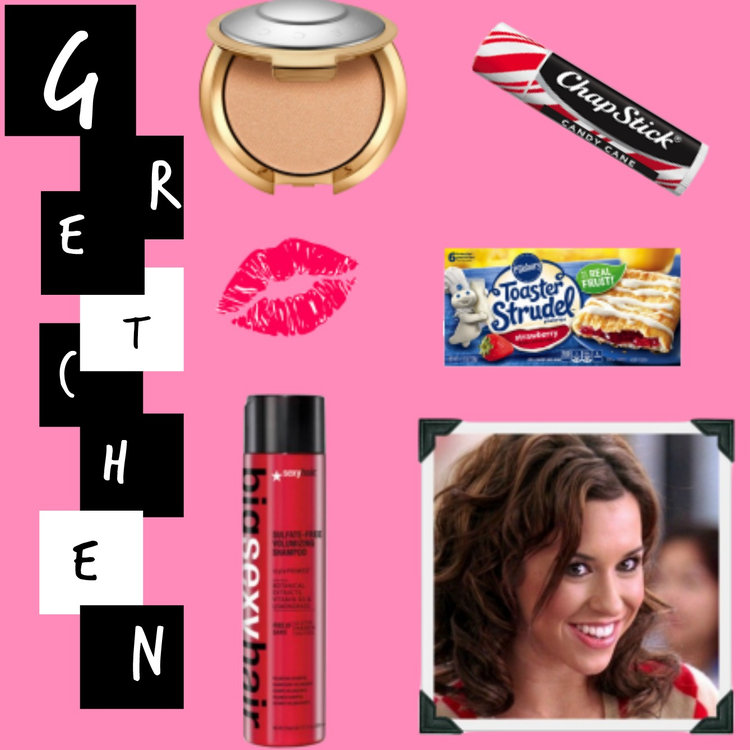 Mean Girls Product Style Guide: Gretchen