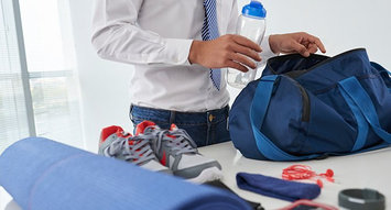 Grooming Products for Your Gym Bag