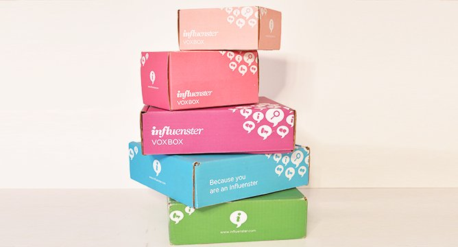 Influenster 101: 8 Ways To Upcycle Your VoxBoxes!