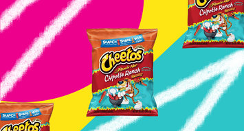 Get Your Spice On With the Newest Cheetos Flavor