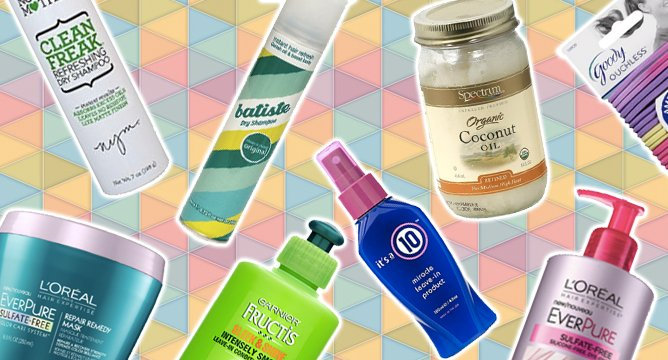 Top 10 Holy Grail Haircare Products