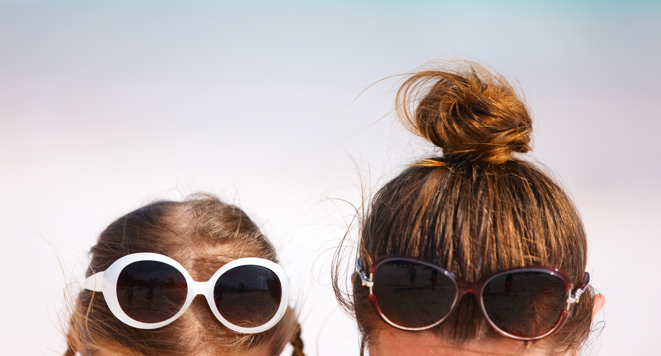 The Top Hair Products for Heat and UV Protection