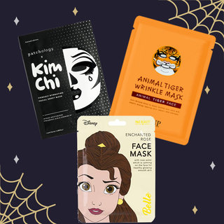 6 Sheet Masks to Get You In the Spirit of Halloween