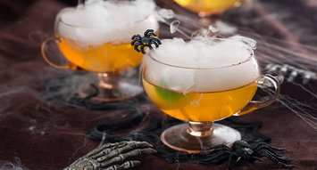 Spooky Cocktail Recipes For Halloween