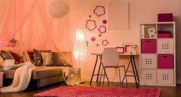 Interior Goals: Dorm Room Inspiration