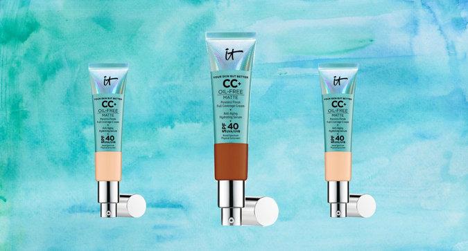 Influenster's #1-Rated CC Cream Got a Makeover