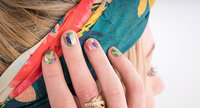 These Nail Wraps Will Help You Celebrate the Summer Olympics