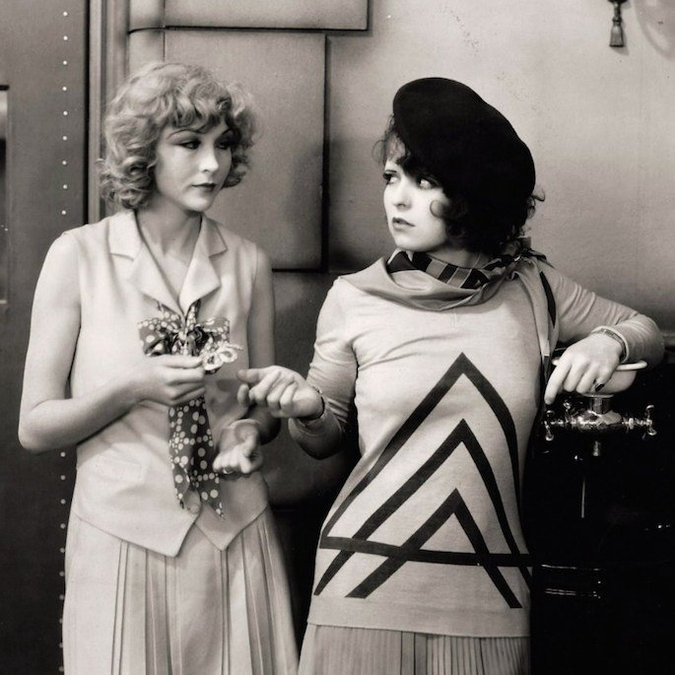 Eye Looks by Decade: The Roaring 20s