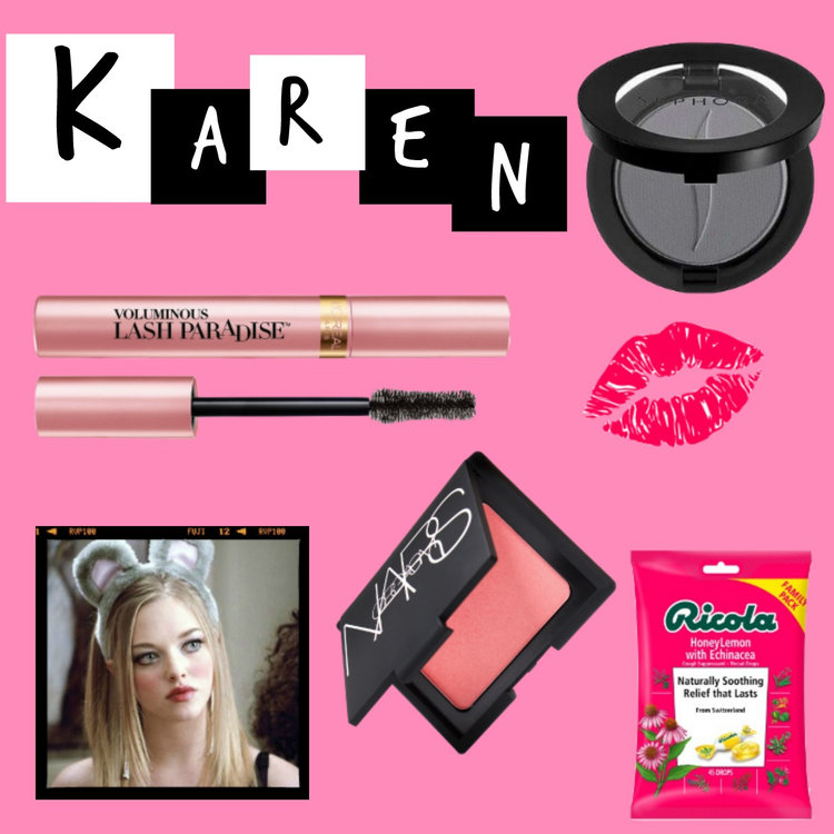 Mean Girls Product Style Guide: Karen