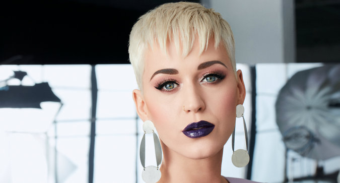First Look: Katy Perry x COVERGIRL Lip Gloss