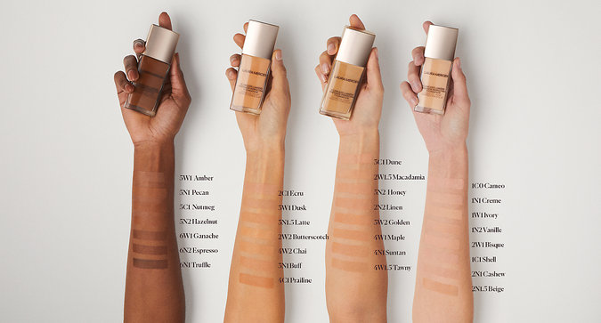 Get the Glow with Laura Mercier's NEW Foundation