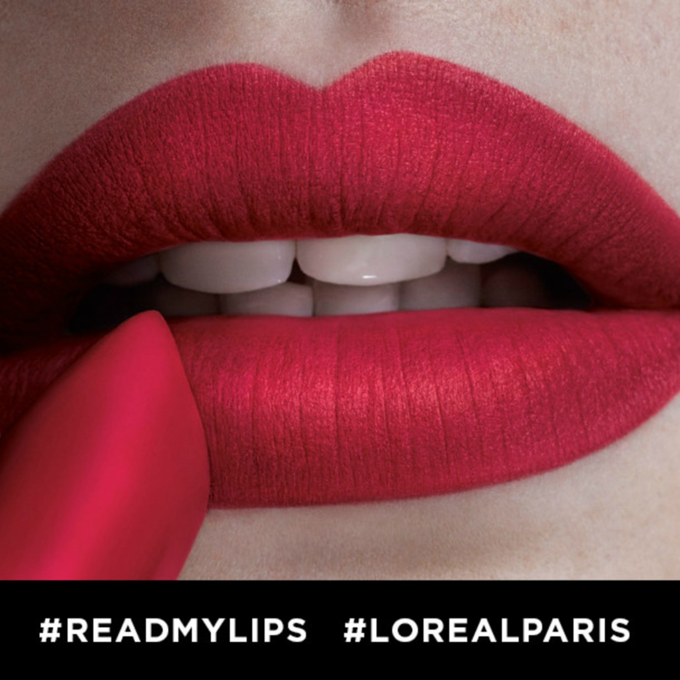 L'Oréal Wants to See Your Lipstick Selfies
