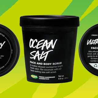 Top Rated LUSH Skincare Must Haves