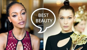 Best Beauty from the Met Ball 2015