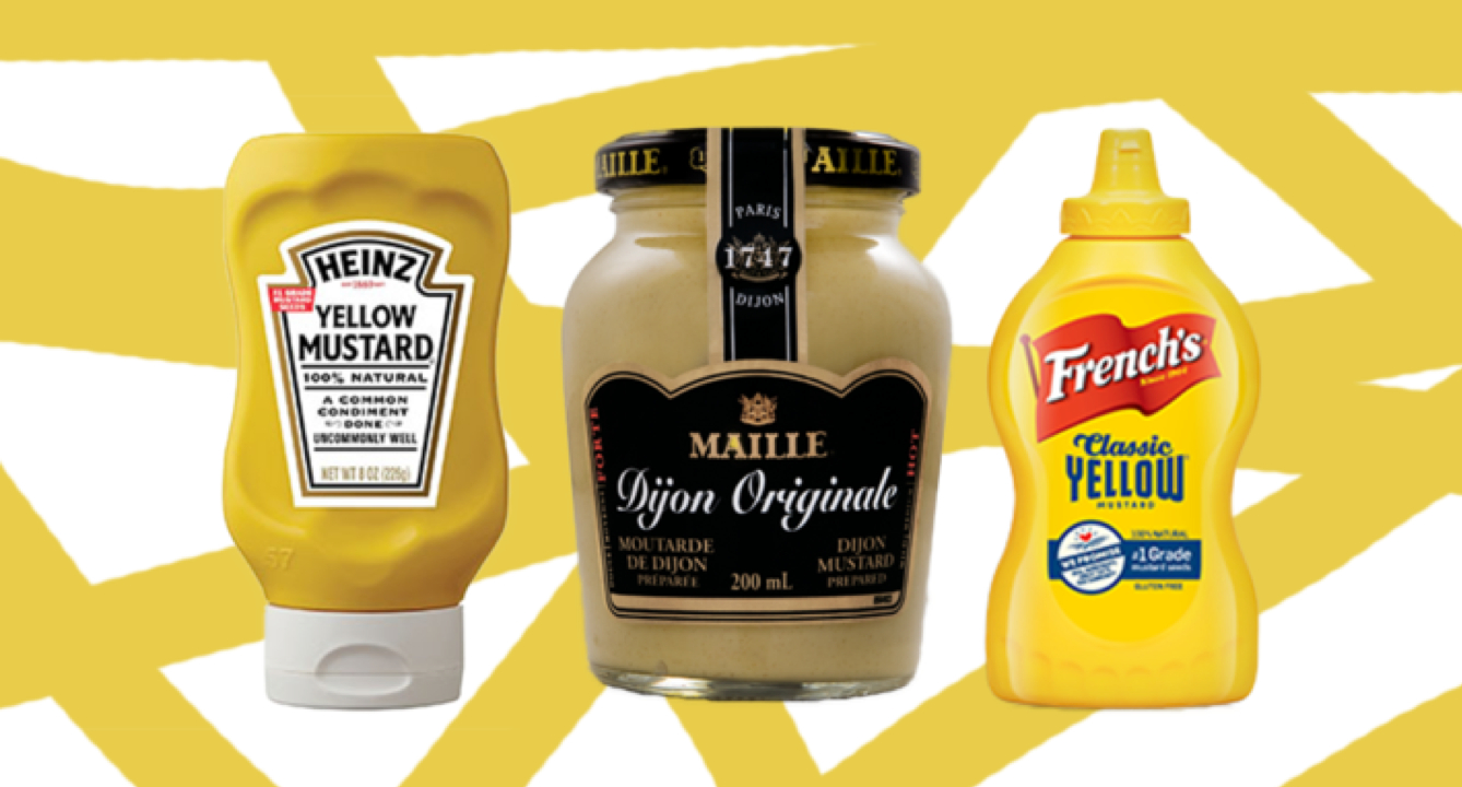 The Most Delicious Store Bought Mustards