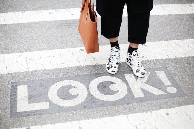 Trend Alert: Statement Sneakers