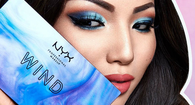 NYX's New Collection is Inspired by Elements