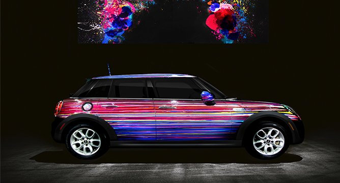 Beauty News Update: A Nail Polish Car Now Exists!