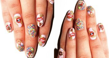 Insta Trend: Food-Inspired Nail Art