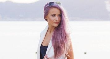 The Best Purple Dye Jobs On the Web
