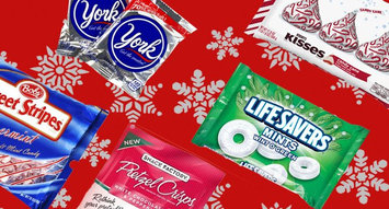 Holiday-Perfect Mint Candies