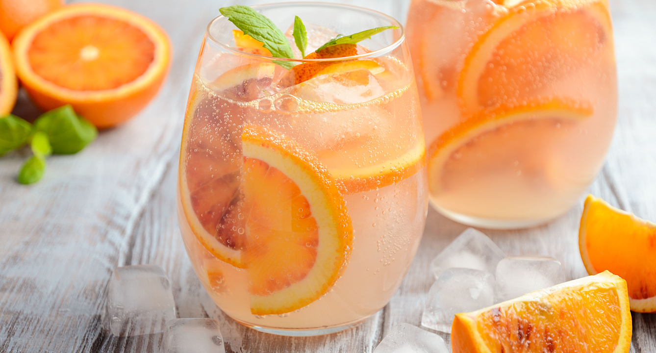 Simple Boozes To Spice Up A Summer Punch