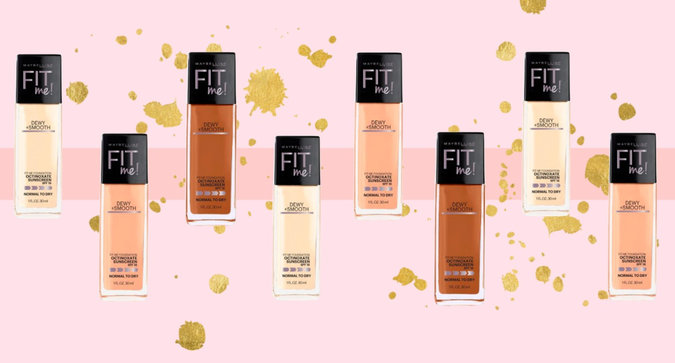 VoxBox Alert: Maybelline Fit Me Dewy + Smooth