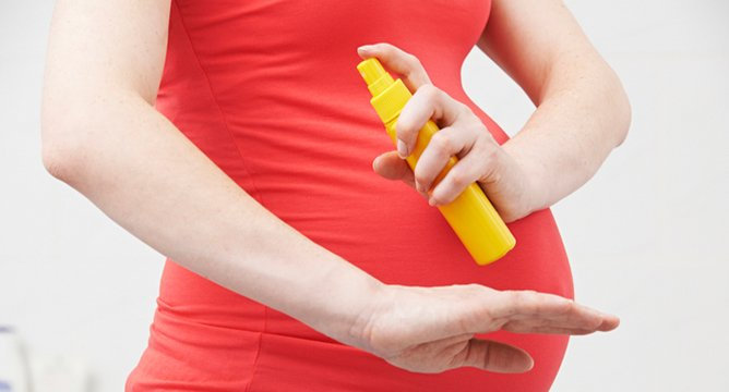 Safe Skin Care Products for Pregnant Women