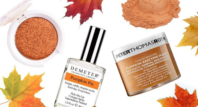 Pumpkin Spice-Inspired Beauty for the Fall-Obsessed