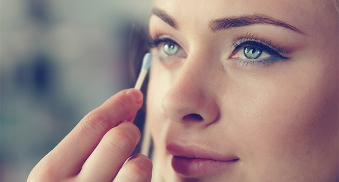 How to Fix Your Beauty Blunders with a Q-Tip