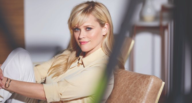 Reese Witherspoon Just Teamed Up With This Classic Beauty Brand