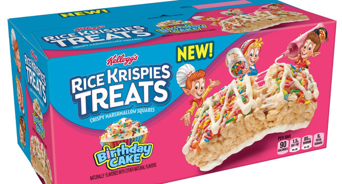Rice Krispies Treats Are About to Get Even Better