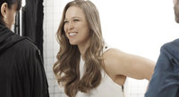 The New Face of Pantene is MMA Fighter Ronda Rousey