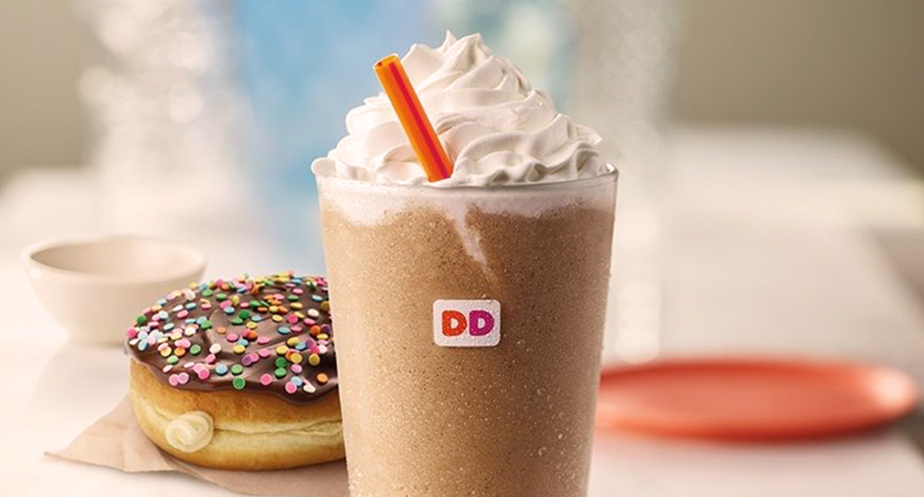 Dunkin' Donuts Is Bringing the Campfire to Your Coffee