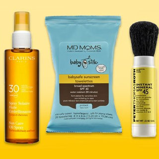Lotion-less Ways to Get Your Daily SPF